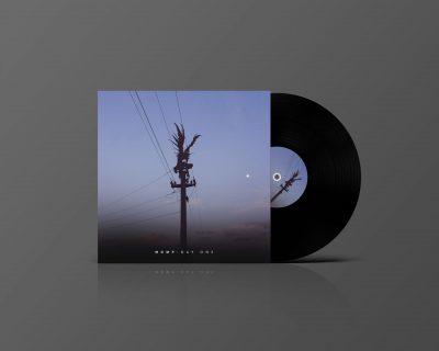 MDMP - Vinyl Mockup
